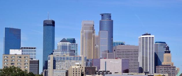 Best Place to Start Over No. 8: Minneapolis-St. Paul-Bloomington, Minn.-Wis., MSA