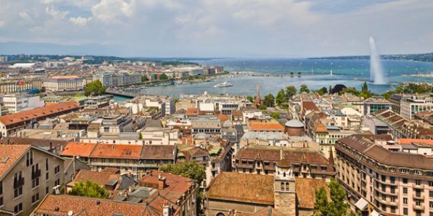 No. 8 Most Expensive City: Geneva