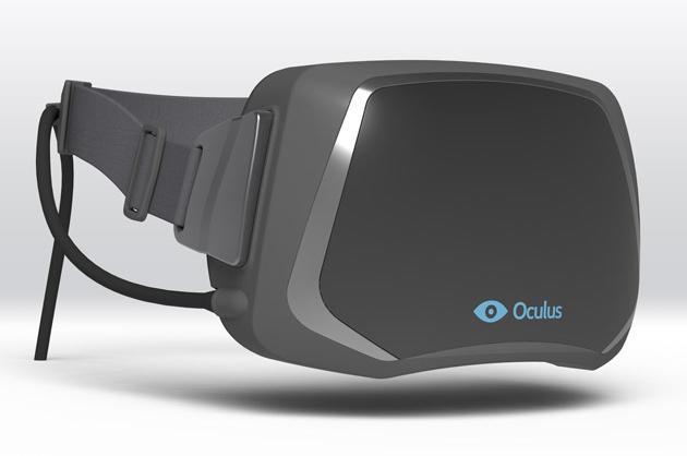 Oculus Rift: Virtual Gaming Headset