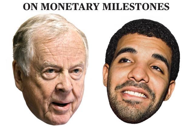 On Monetary Milestones
