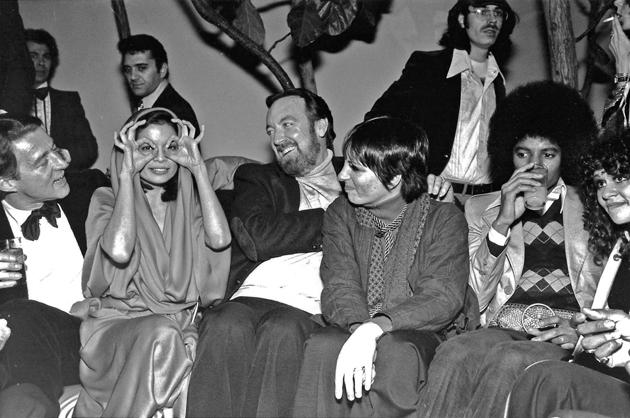 The Halston Days at Studio 54