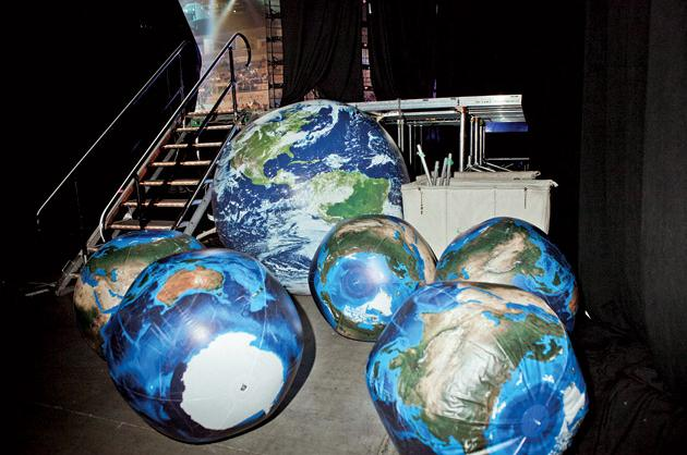 Prop Globes