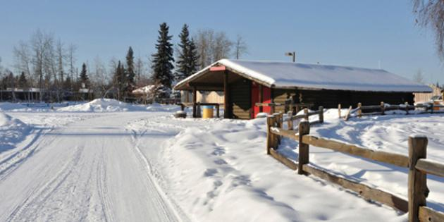 Coldest: Fairbanks, Alaska