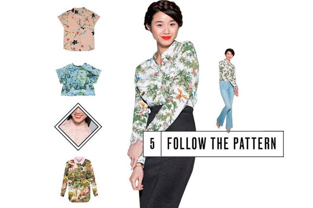 Follow the Pattern: Into the Wild