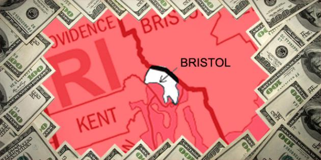 Most property tax paid in Rhode Island: Bristol County