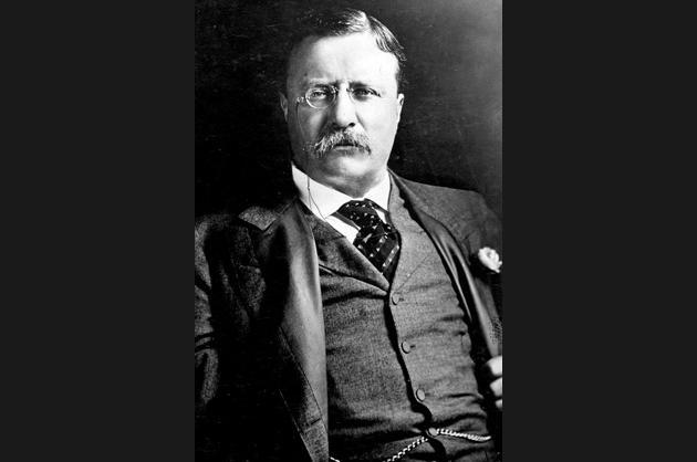 Teddy Roosevelt, 1901