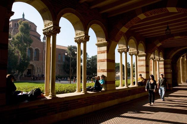 16. University of California, Los Angeles