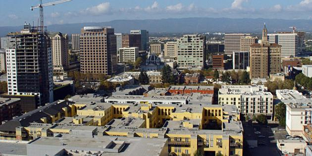 No. 3 City for Tech Jobs: San Jose/Silicon Valley