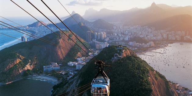 No. 23 Most Expensive City: Rio de Janeiro