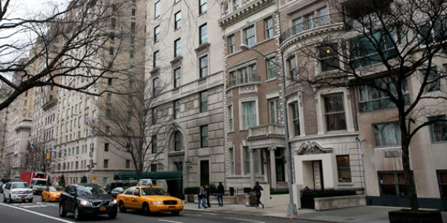 No. 14 Most Expensive Home Sold: 927 Fifth Avenue, co-op unit