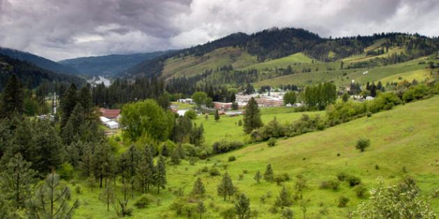 Best Place to Raise Kids in Idaho: Moscow