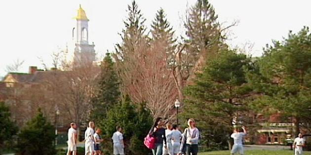 No. 43: University of Connecticut