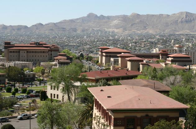 Best Place to Start Over No. 14: El Paso, Tex., MSA