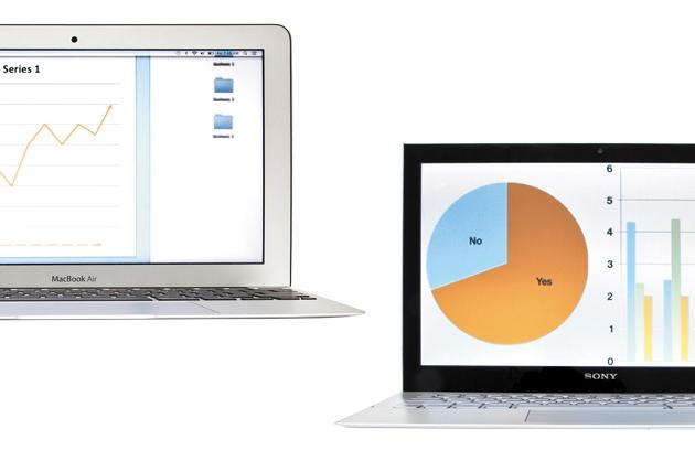 """If You Take the Bus or Train: Apple MacBook Air 11"""", Sony Vaio Pro 11"""