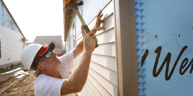 Foundation, Structure, and Building Exterior Contractors
