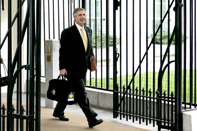 Andrew Card, chief of staff for George W. Bush