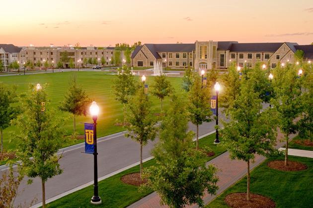 1. University of Tulsa