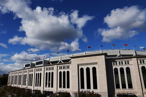 Yankee Stadium to Host Rangers, Devils, Islanders in NHL Games