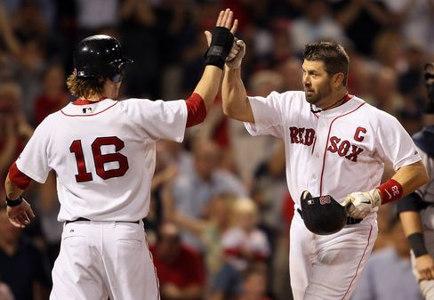 Red Sox Beat Yankees 9-5 to Remain Atop American League East
