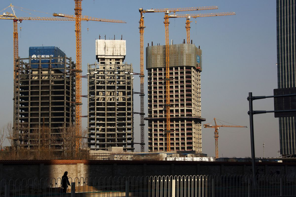 If you build it in Beijing, will the private sector come?