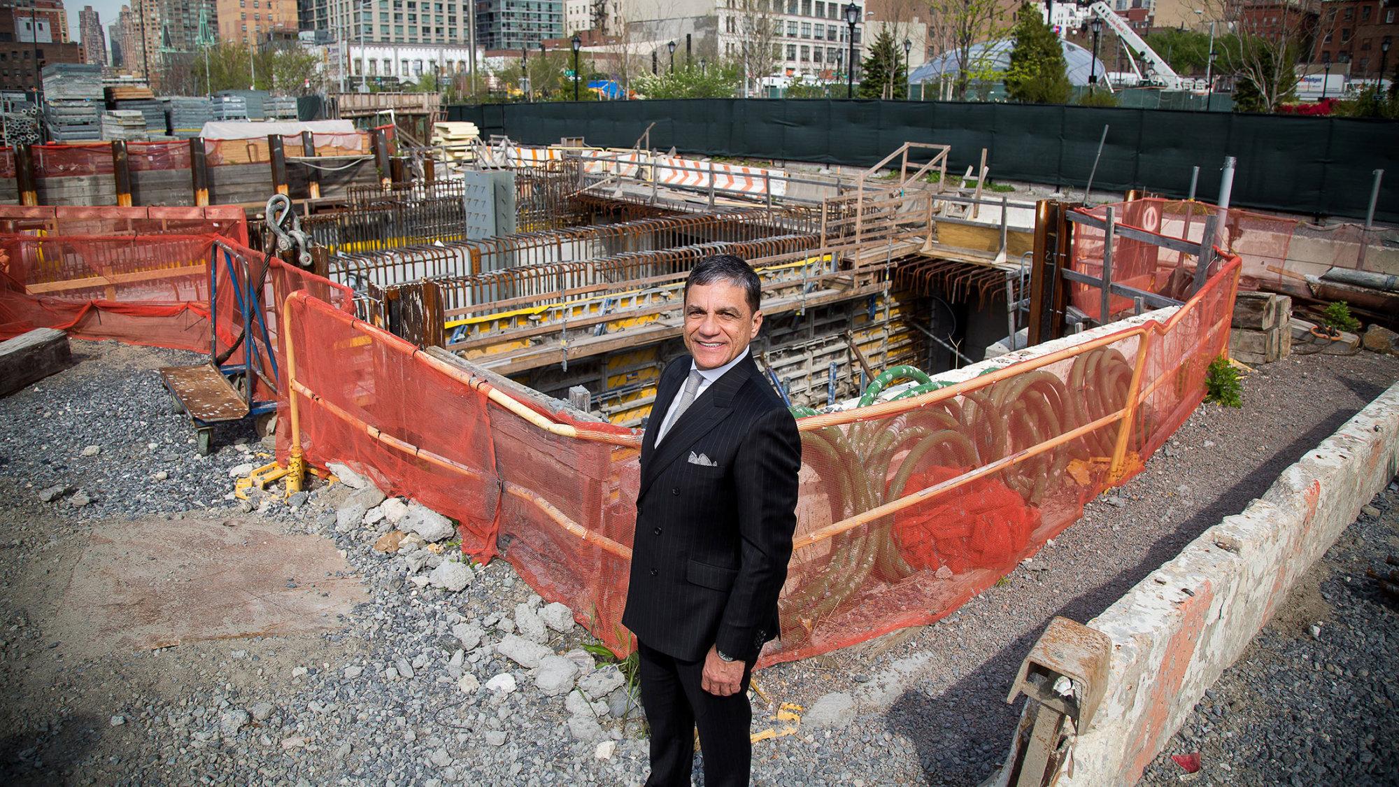 New York 3 Hudson Boulevard 940 Ft 53 Floors Under