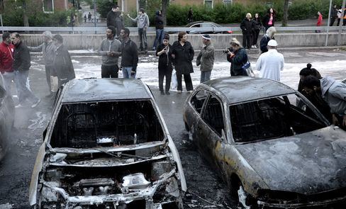 Stockholm Police Seek Reinforcements After Fifth Night of Riots