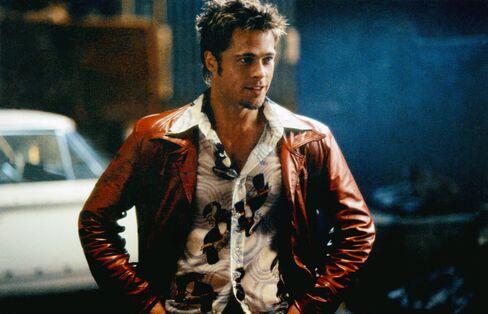 FIGHT CLUB, Brad Pitt, 1999, TM &  20th Century Fox Film Corp./courtesy Everett Collection