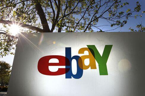 EBay Eyes Expansion