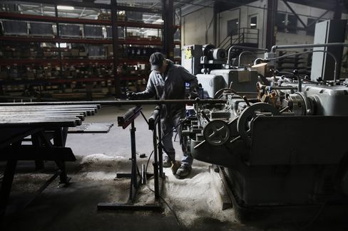 U.S. Manufacturing Expanded