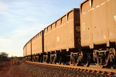 Iron Ore Bear Market Looms as Supply Swamps Demand