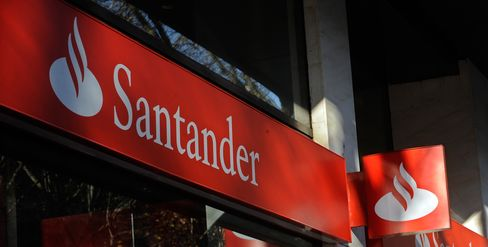 Santander's Mexico Unit Said to Get $6 Billion in Share Orders