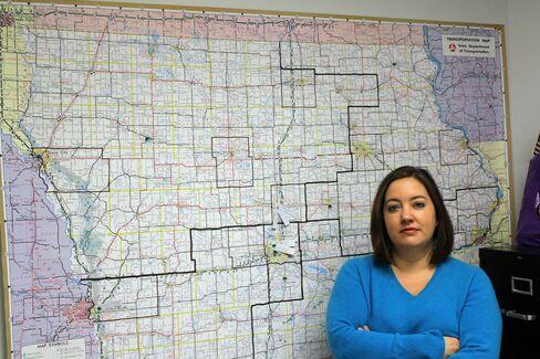 Campaign Manager Sarah Benzing