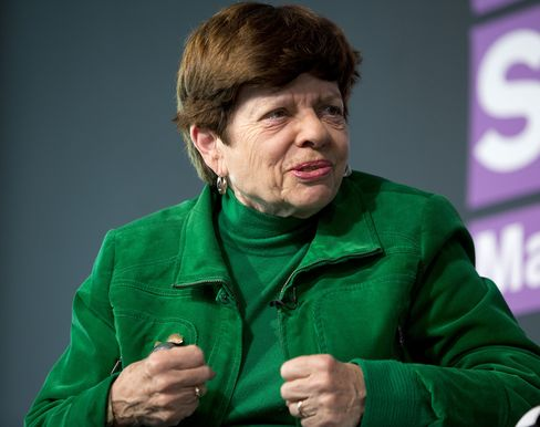 Congressional Budget Office Director Alice Rivlin
