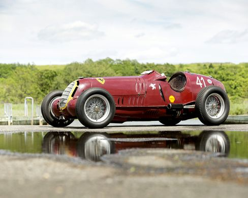 1935 Alfa Romeo 8C-35 Grand Prix