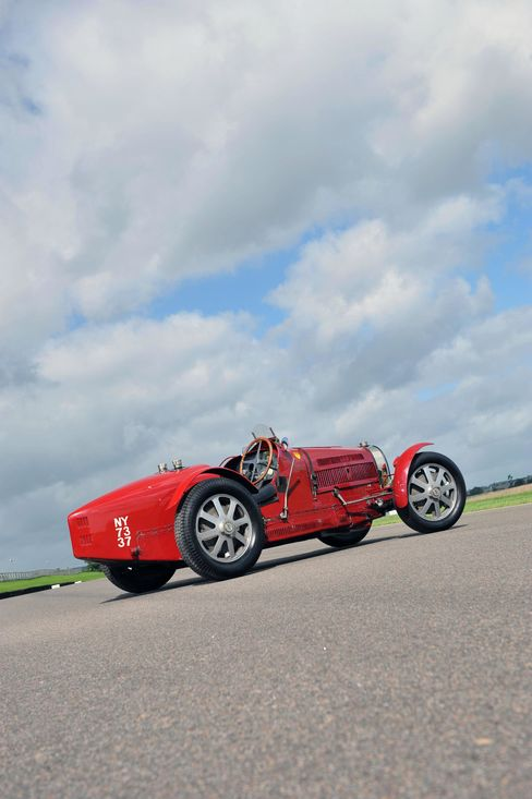 Bugatti Type 51 Racer