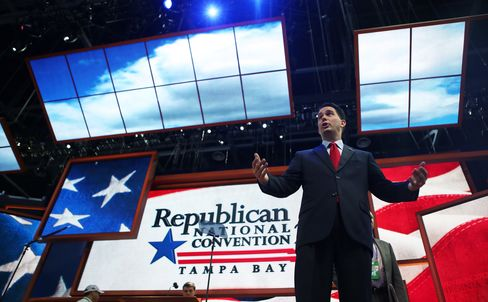 Republicans Sharpen Focus on Economy Ahead of Convention