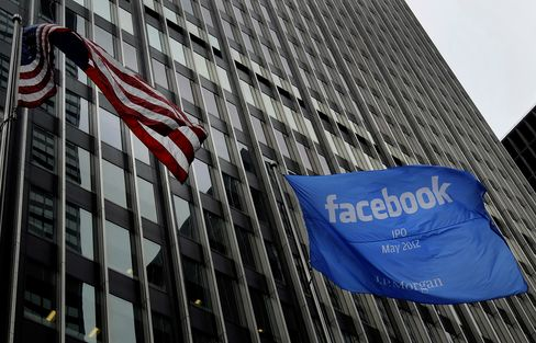 Facebook IPO Said to Receive Weaker-Than-Forecast Early Demand