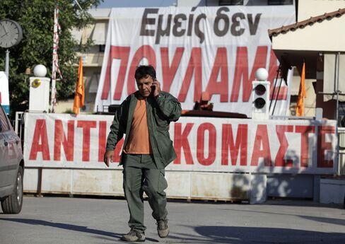 Europe Falters in Bid to Rescue Greece