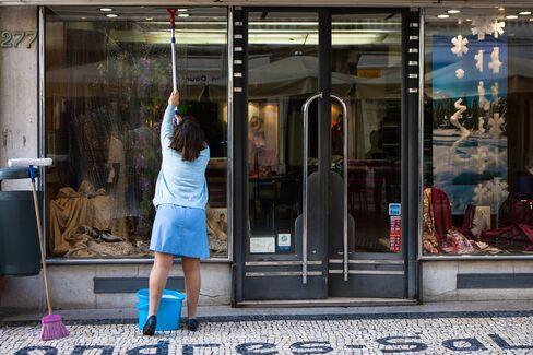 Store in Lisbon
