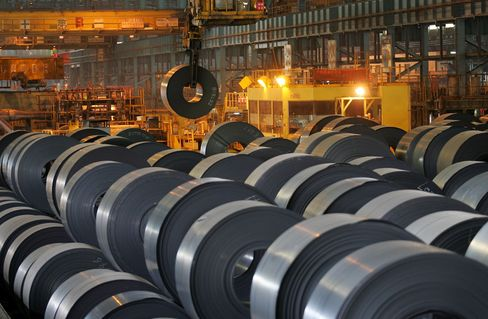 China Steel Plans to Buy Iron, Coal Mines to Cut Dependency