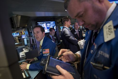 U.S. Stock-Index Futures Decline on Concern Over Budget Deficit