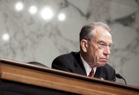 U.S. Senator Charles Grassley
