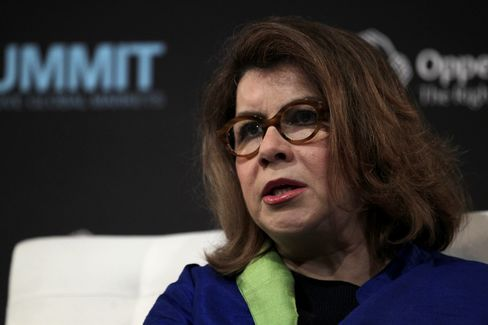 Harvard Professor Carmen Reinhart