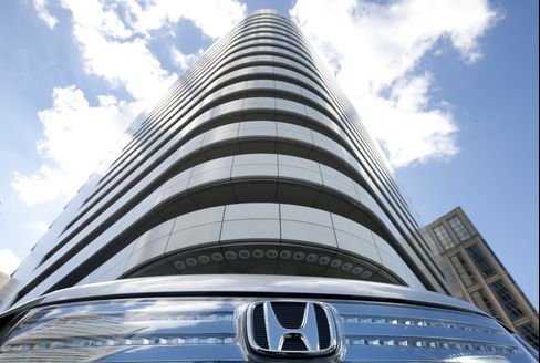 Japanese Revival Seen in Honda's First Plant in 49 Years