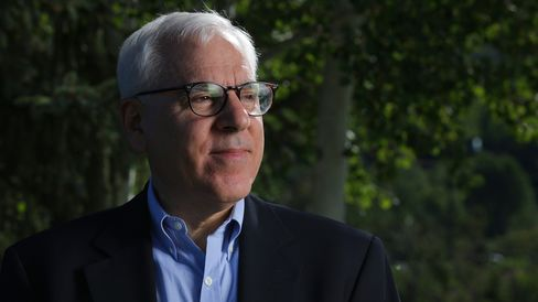 Carlyle Group Co-Founder David Rubenstein. Photographer: Matthew Staver/Bloomberg