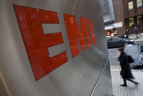 Vivendi's Universal Music Said to Reconsider EMI Sale Talks