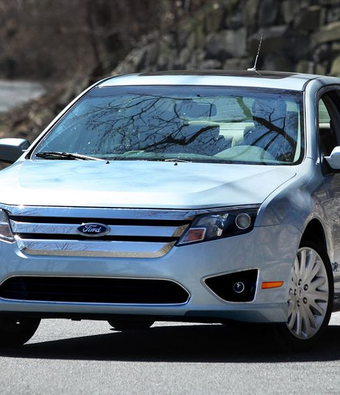 Ford Motor Co. Fusion Hybrid