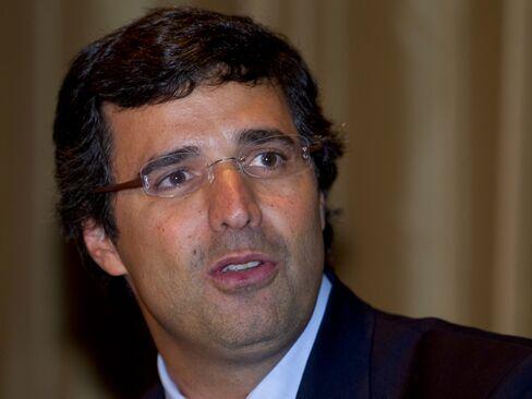 Banco BTG Pactual CEO Andre Esteves