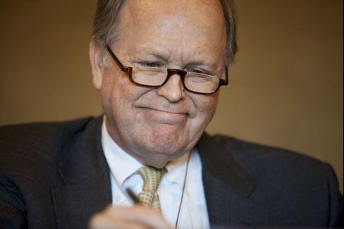 Philadelphia Fed President Charles Plosser