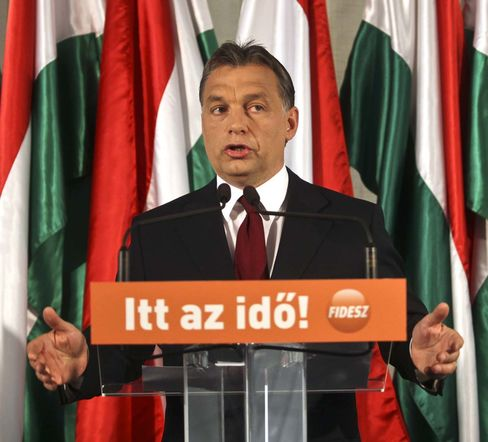 Hungary Economy in Grave Situation